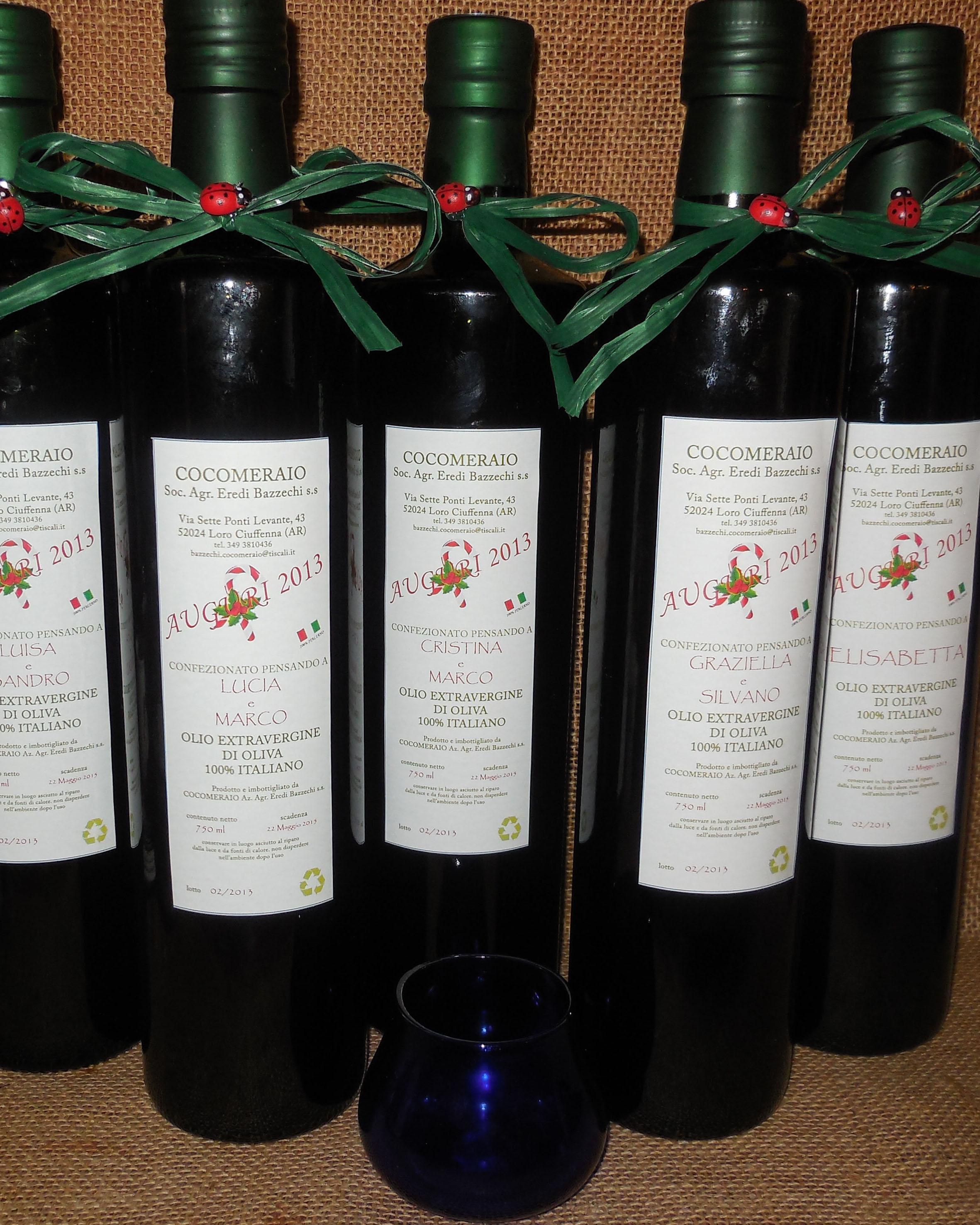 5 bottiglie